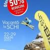 """""""O săptămână la schi"""" la jumătate de preț la Sinaia"""