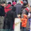Exercițiu de democrație, intre parastas și protest pașnic la Bușteni