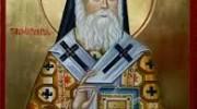 Racla cu sfintele moaște ale Sfântului Ierarh Nectarie de la Eghina prezenta la Bușteni și Azuga