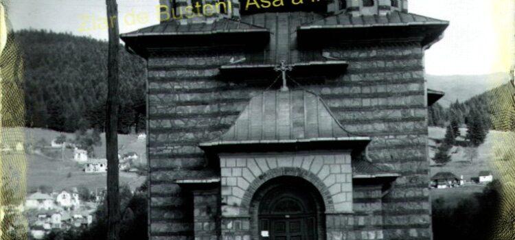 Poiana Tapului – Biserica Sfinții Împărați Constantin și Elena