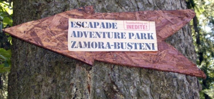 Escapade Adventure Park – Zamora Buşteni