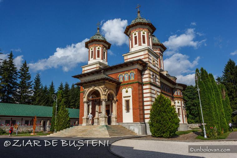 Manastirea sinaia page