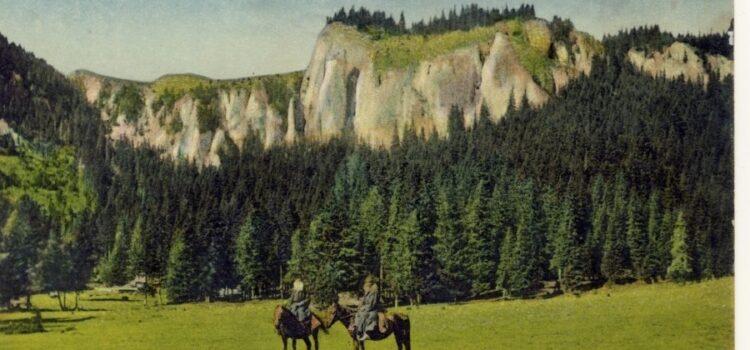 Spre Padina si Bolboci acum … 100 de ani