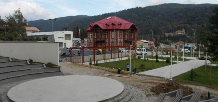 Legătura dintre Parcul Central și Pârtia Kalinderu Bușteni, ce lipsea