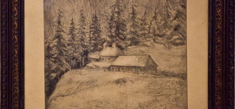 Schitul Pestera, 1924