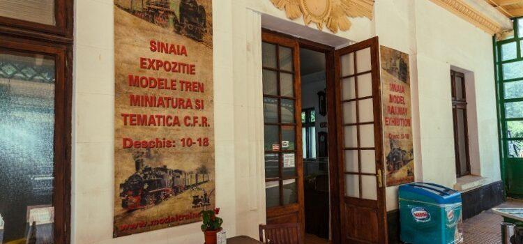Expoziţia de trenuleţe Sinaia – Partea 1