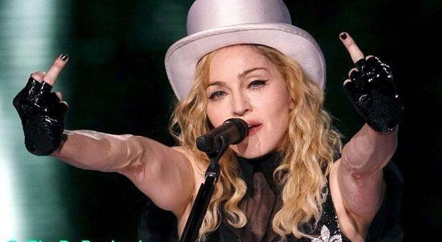 Concert Madonna la Bușteni 201X