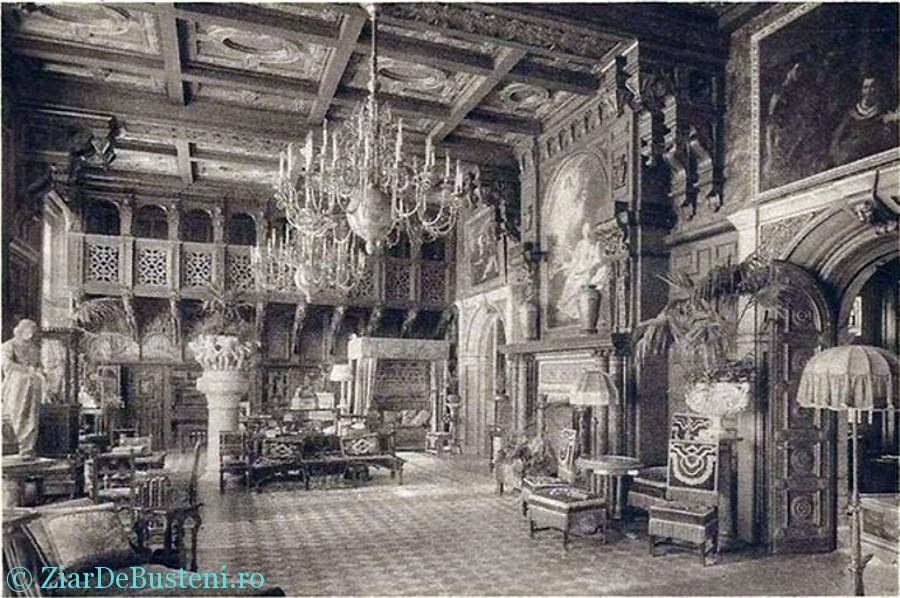 Castelul Peles interior