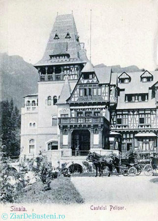 Castelul Pelisor 01