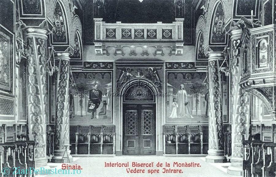 Manastirea Sinaia interior 02