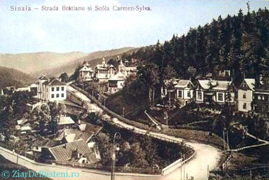 Str Bratianu Carmen Silva 1930