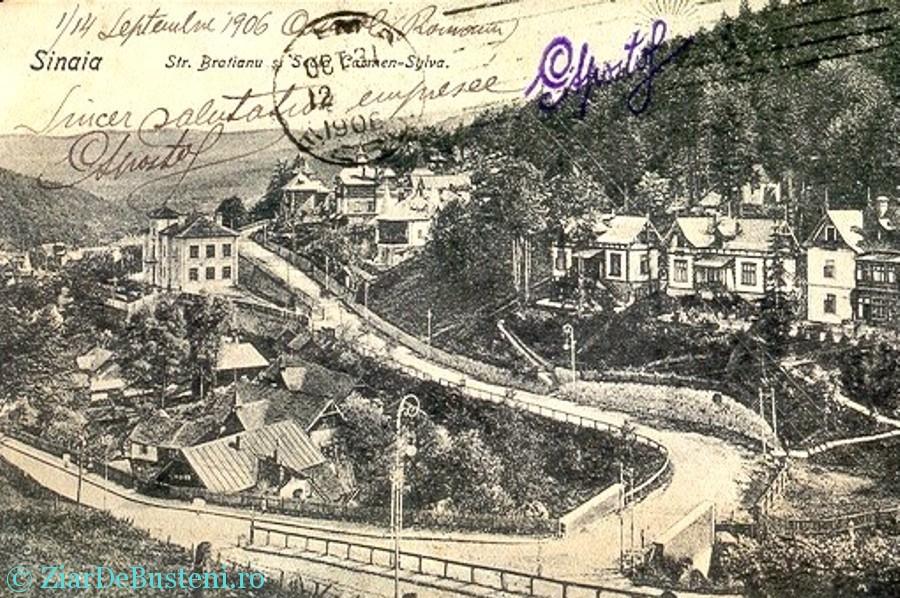 Str Bratianu Carmen Sylva 1906
