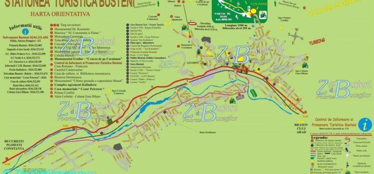 Trafic fluidizat la Bușteni pe scurtătură – Rute ocolitoare spre alte destinații turistice