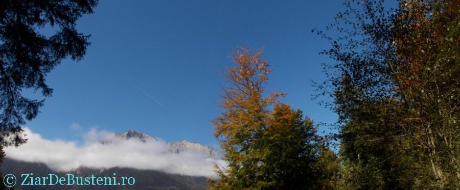 Bucegi cu nori 2