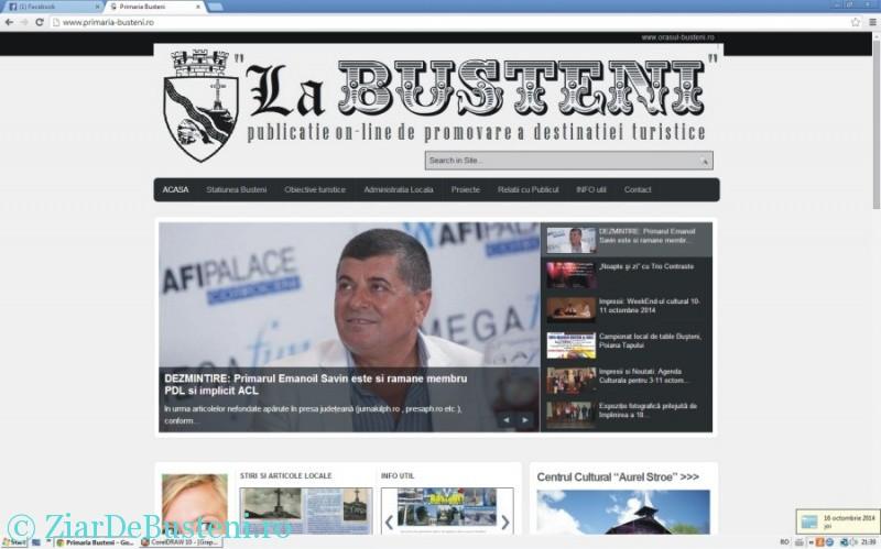 site-neoficial-primaria-busteni