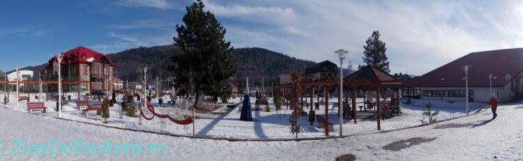 In Bușteni de Ziua Mondială a Zăpezii si TARIFE la DS Kalinderu