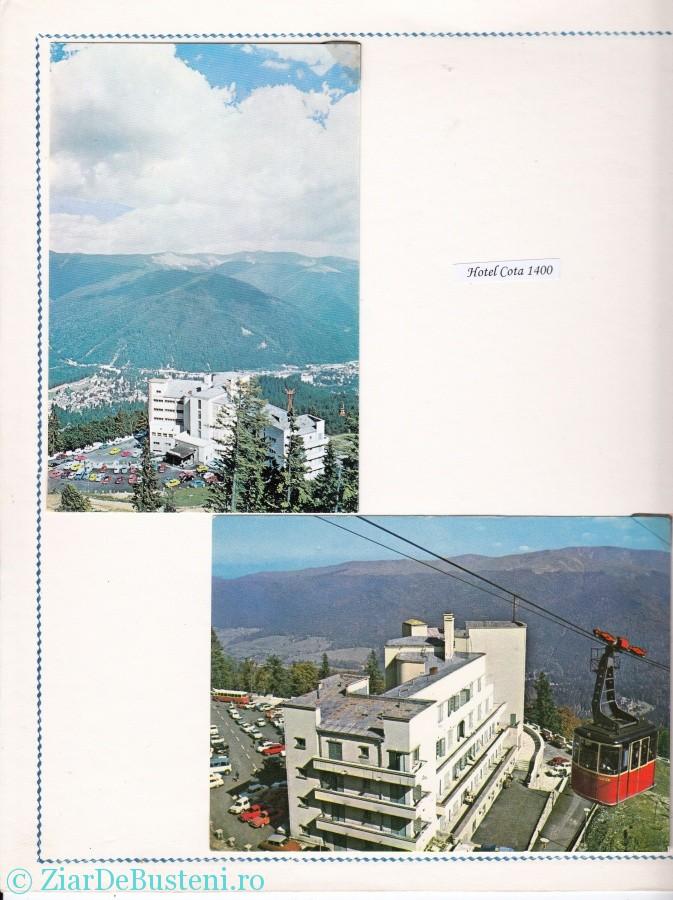 069 hotel cota 1400