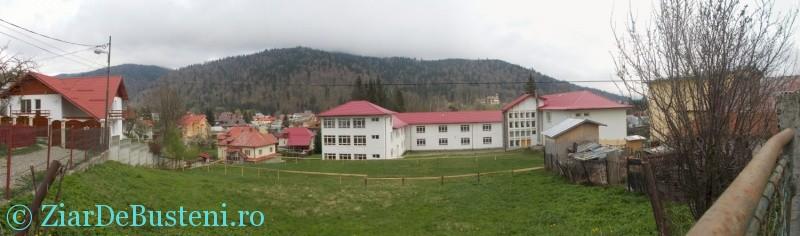 Panorama scoala