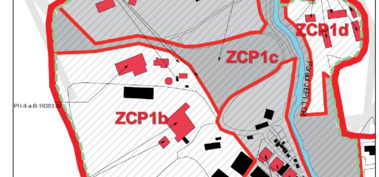 Blocuri sociale la Bușteni in curtea Școlii și lista viitorilor locatari