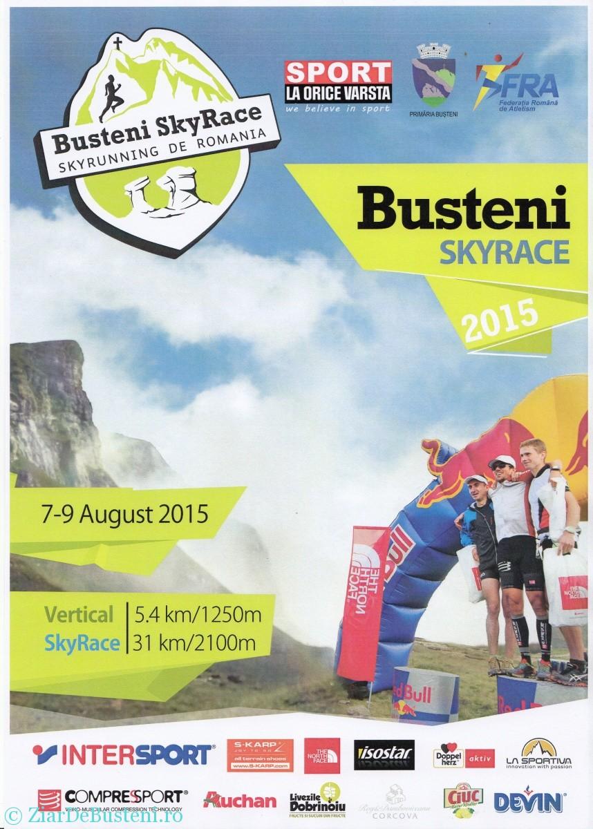 Busteni skyrace 2015