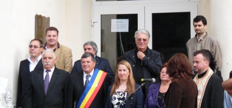 Scoala Cezar Petrescu Bușteni – Deschiderea anului școlar in prezența d-lui. Primar