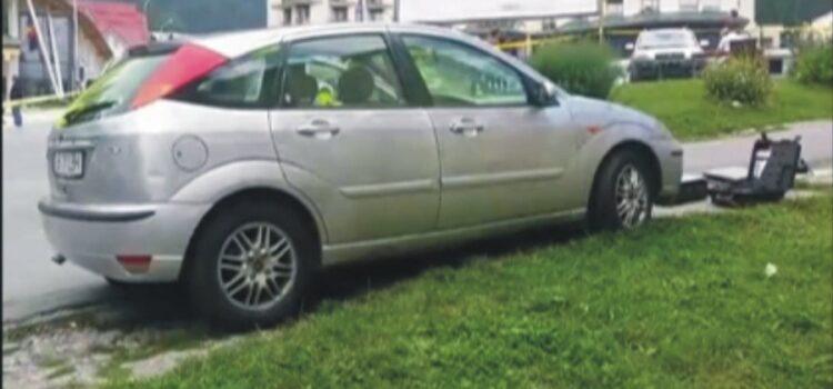 Socrul, posibil criminal, al liderului PNL Bălășescu a abandonat mașina la Bușteni