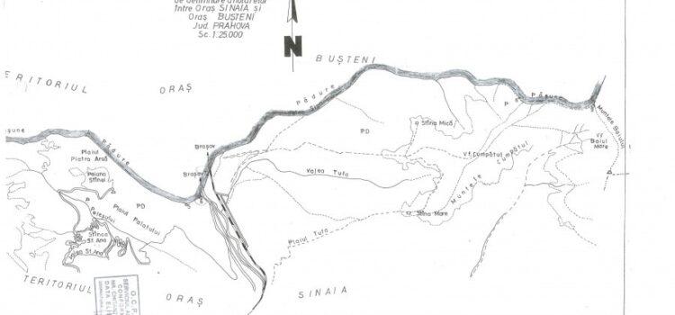 Emanoil Savin a închiriat sute de hectare in fals, care nu au aparținut niciodată orașului Bușteni