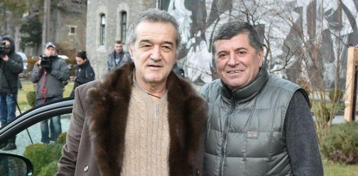 In curând Bușteniul il va inciobăni și pe Gigi Becali