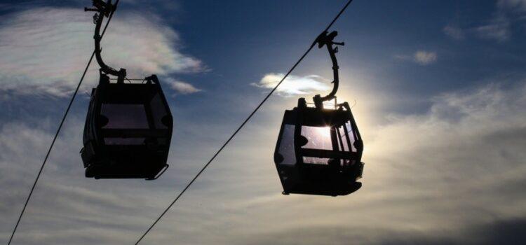 Gondola Sinaia, cea mai spectaculoasă instalaţie de transport pe cablu din România se inaugurează