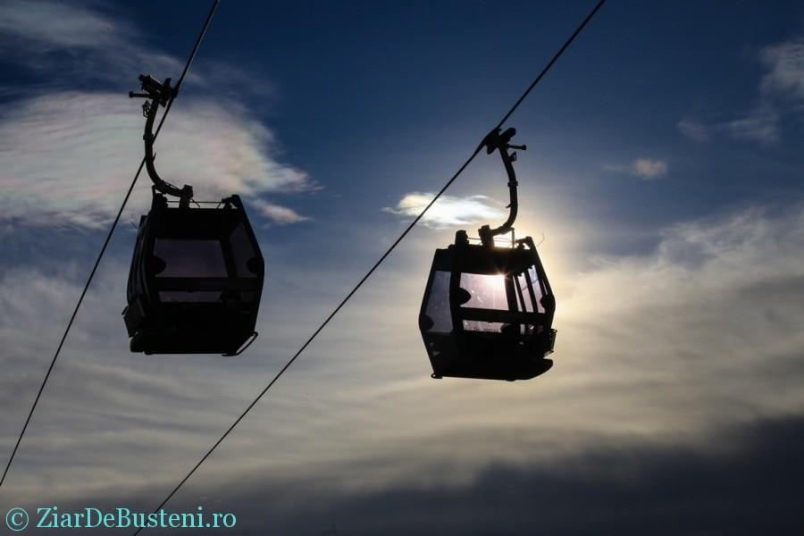 Gondola Carp Sinaia