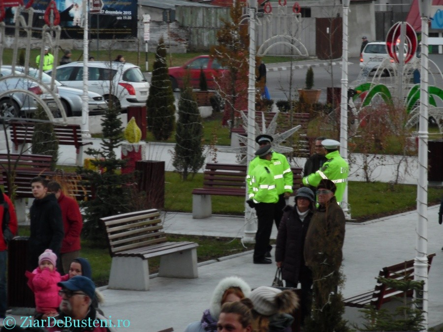 politia busteni
