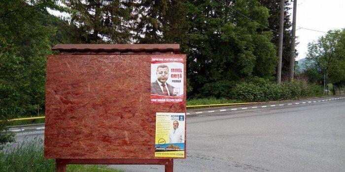 Ordinea pe buletinele de vot la Bușteni, acorduri rupte, egalitate de șanse