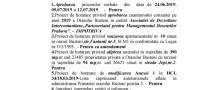 Ședința ordinară a CL Bușteni in 25.07.2019, ordinea de zi și votul
