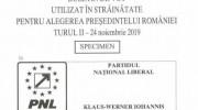 Prezidentiale Valea Prahovei – Prezenta la vot