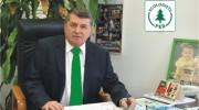 Emanoil Savin candidează la funcția de Deputat din partea Partidului Ecologist Român