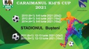 Bușteni – Cupa Copiilor Caraimanul – 5-6 iunie 2021
