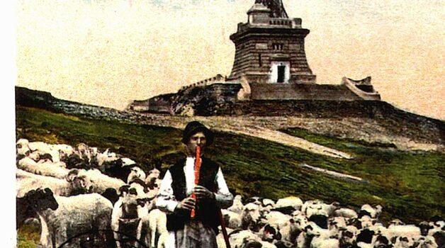 Monumentul Eroilor – Crucea din Saua Caraimanului – Busteni