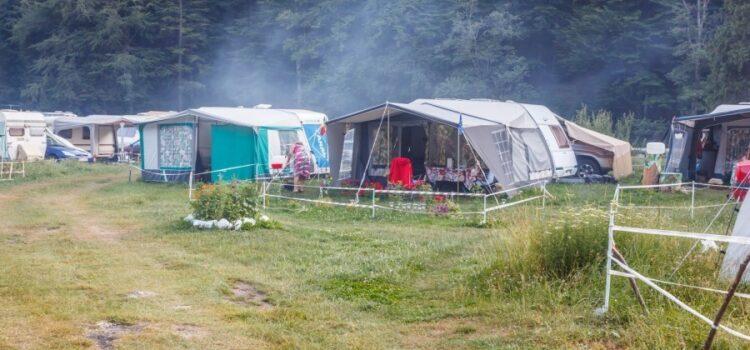 Interzicerea camparii in Valea Cerbului