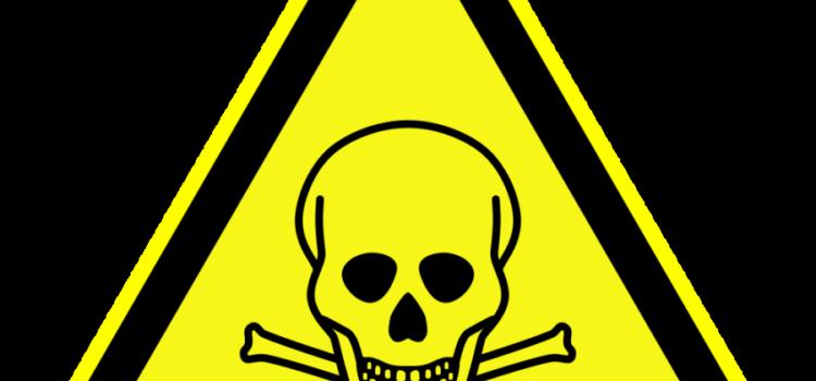 STOP – La Bușteni – Otravă în apa potabilă!
