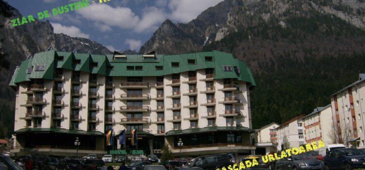 Cascada Urlatoarea – Busteni – Obiectiv al relansarii turistice