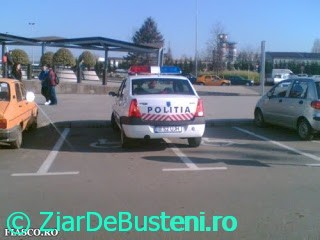 parcare-handicapat-politisti