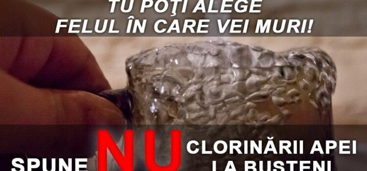 Licitatie de 7 milioane de euro, pentru lucrari (de otravire a apei) la Busteni