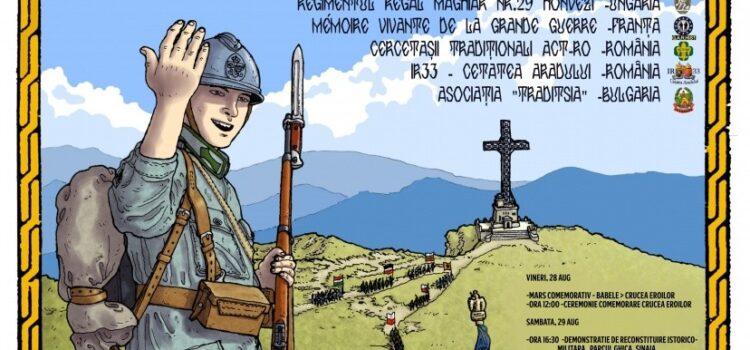 Spectacole istorice pe Valea Prahovei 28 – 30 August – Programul