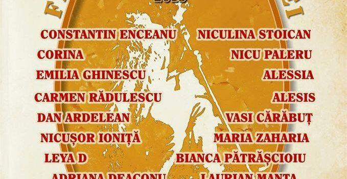Festivaul Cascavelei – Valea Doftanei 11-13 septembrie și programul