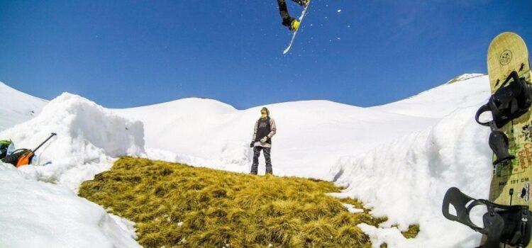 After winter video – munții Bucegi