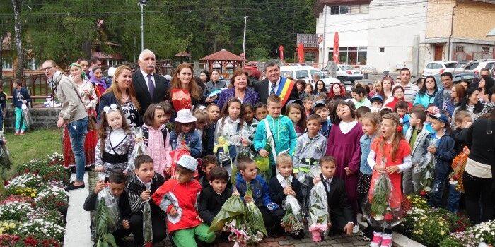 Deschiderea anului școlar 2016 – 2017 la Bușteni