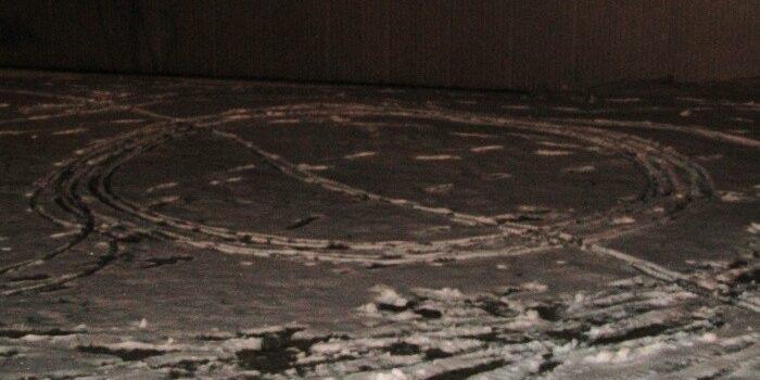 Extratereștrii au aterizat din nou la Bușteni