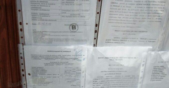 Candidații pentru funcția de primar la Bușteni