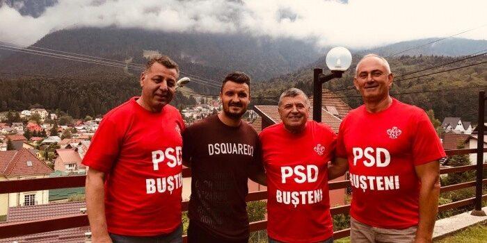 O familie de campioni mondiali s-a alaturat echipei PSD Bușteni!
