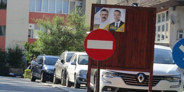 Sfidarea legii și circ in campania de la Bușteni